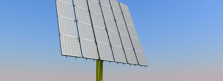 ASN Solarnachführsystem