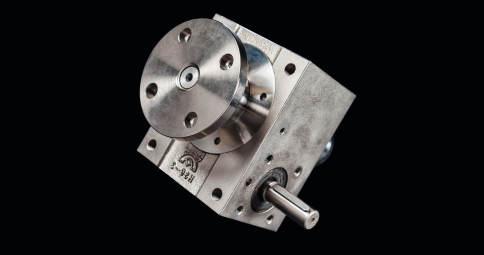 HSG 系列螺旋升降机 立方体款式 静态负载 2.5-500KN