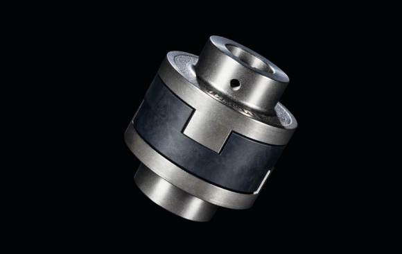 KSO 十字联轴器<br>径向偏差可达 +/-2.5mm<br>角向偏差可达 1.5°